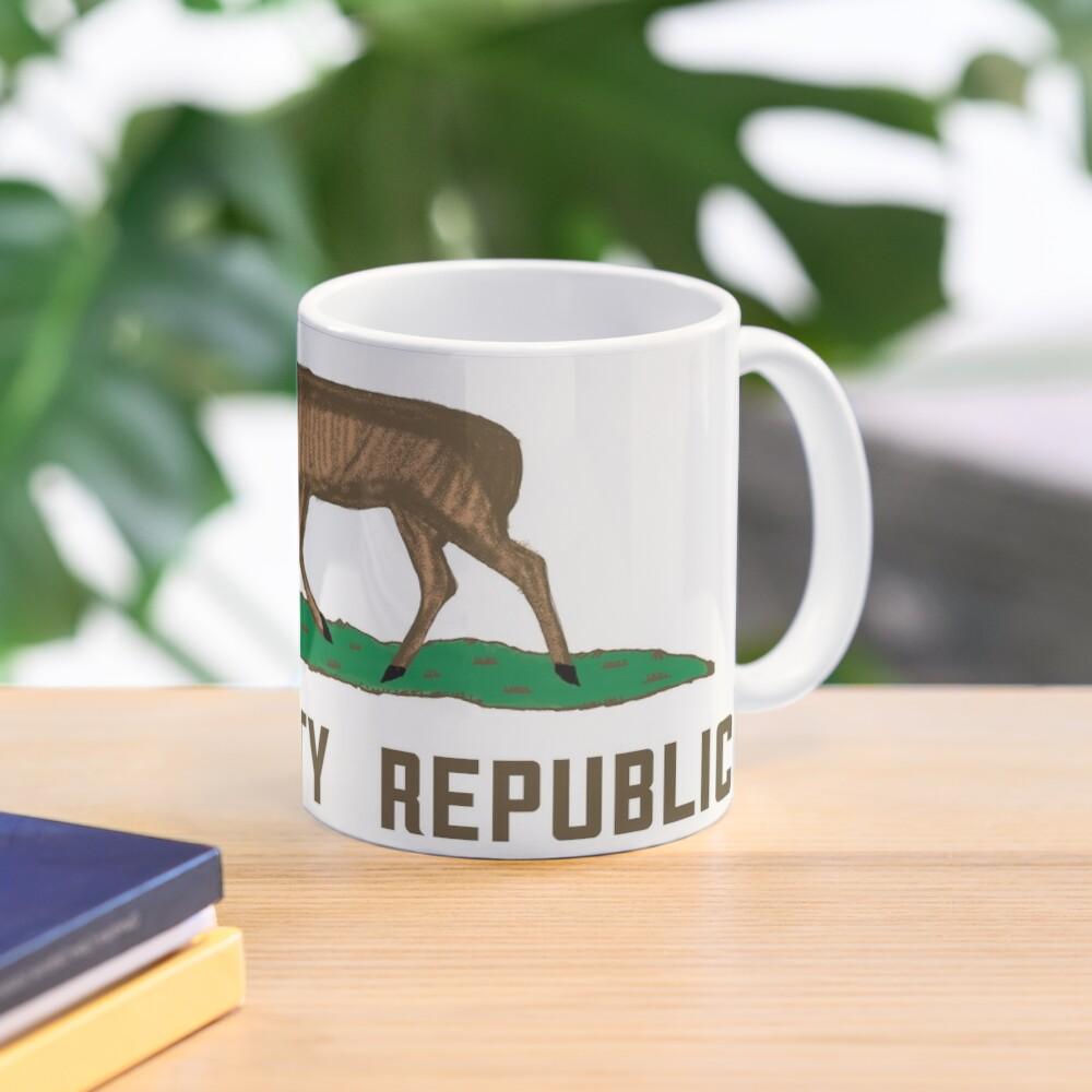 Cream City Republic Mug