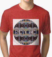 psycho Tri-blend T-Shirt