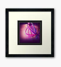 divine bind Framed Print