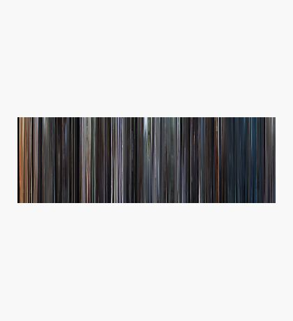 Moviebarcode: The Exorcist (1973) Photographic Print