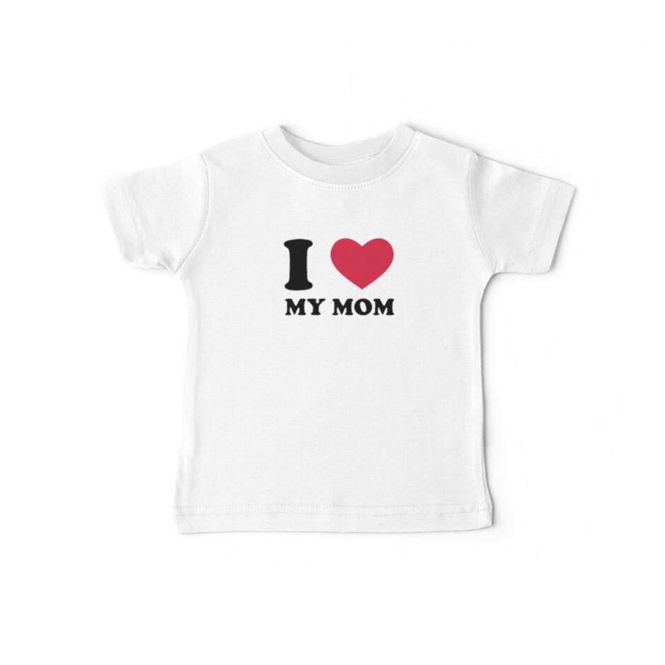 """I Love My Mom"" by Nick Martin"