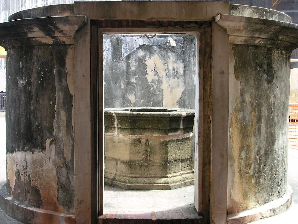 Wishing Well - Castillo San Felipe del Morro by ColletteHoppe