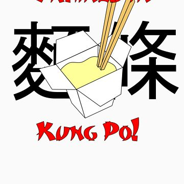 Kung Po by Jamasia