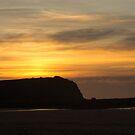 Coles Beach Sunset by Patrick Reid