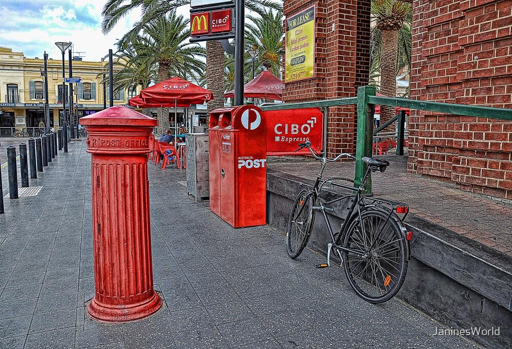 Glenelg Post Office by JaninesWorld