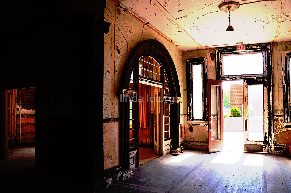 The Lobby by linda lowry