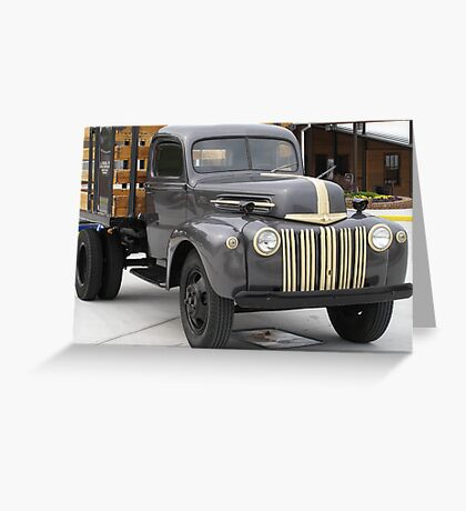 Ford Delivery Truck - Tennessee Greeting Card