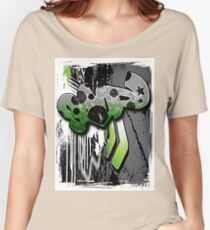 Urban Graffiti Wall # 1 Women's Relaxed Fit T-Shirt