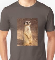 Meerly looking my very best for the camera . Unisex T-Shirt