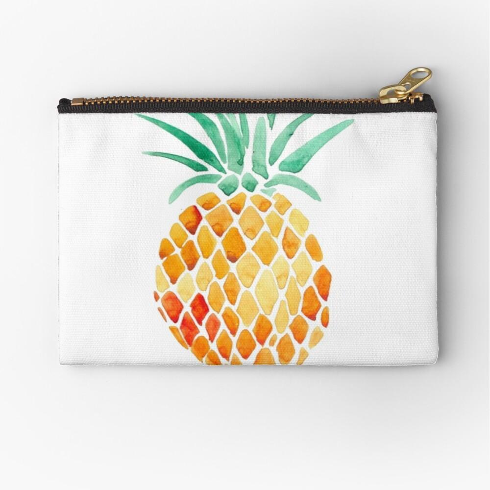 Ananas Täschchen