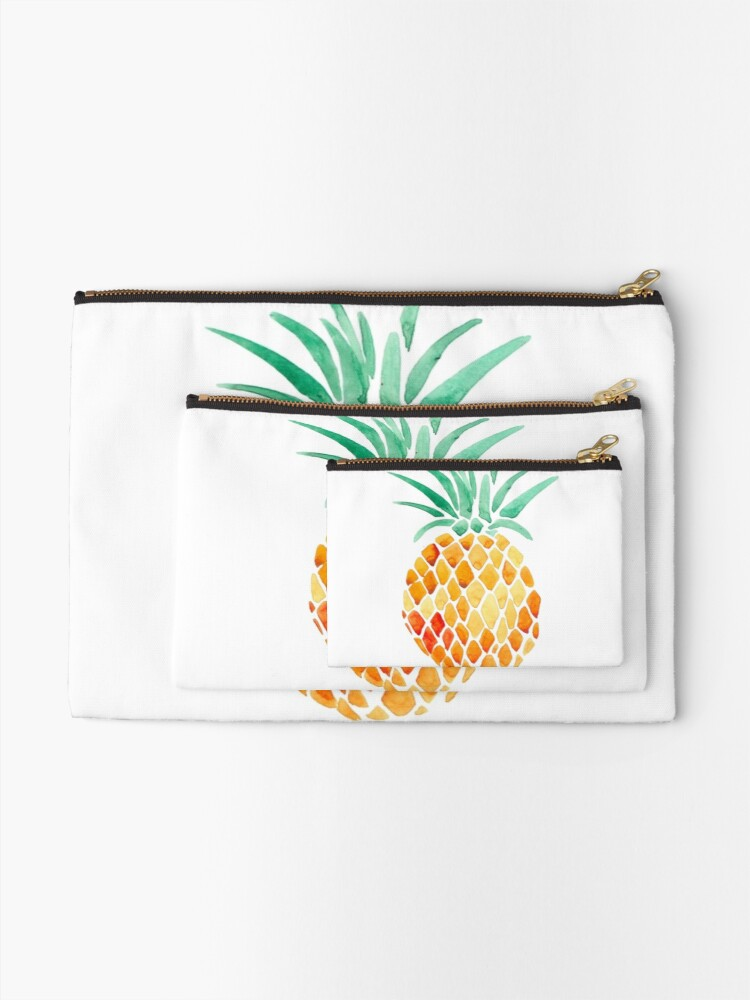 Alternative Ansicht von Ananas Täschchen