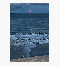 Super Moon 3 September 27, 2015 Photographic Print