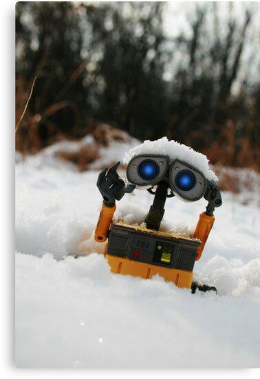 Wall-E by ElDave
