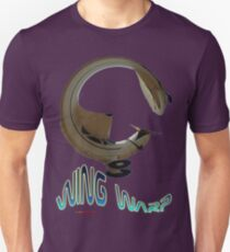 Cessna 195 VH-UYG Wing Warp Design Unisex T-Shirt