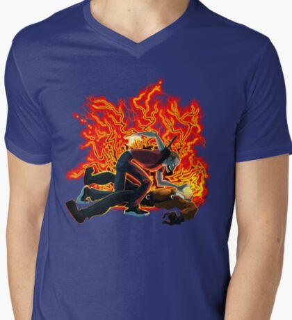 Face Sucking Plain T-Shirt
