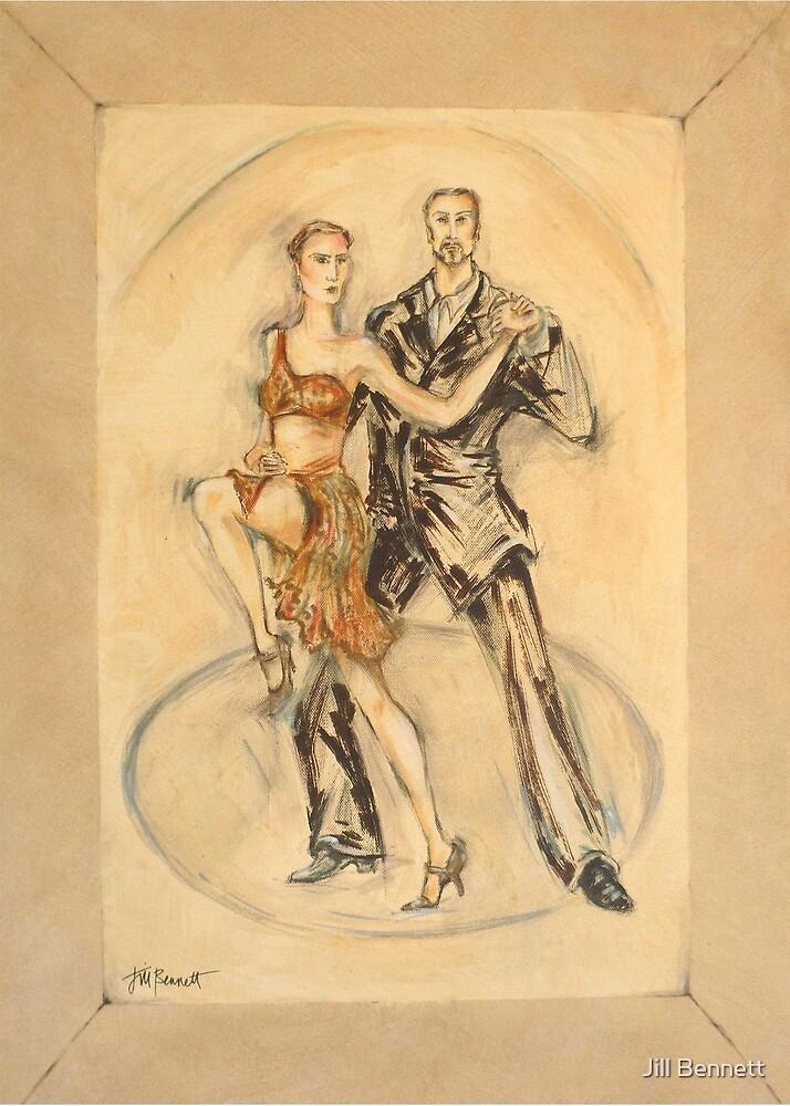 Tango by Jill Bennett