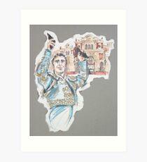 The Triumph or El Triunfo Art Print
