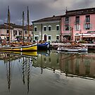 Cesenatico Harbour by paolo1955