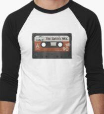 The Tape Mix T-Shirt Men's Baseball ¾ T-Shirt