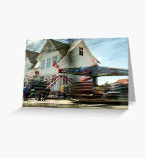 Karmøy| Forlatt øyeblikk #7 Greeting Card