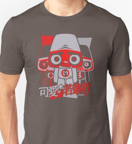 Injunction Mascot Stencil T-Shirt
