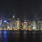 Hong Kong Island by Dean Bailey