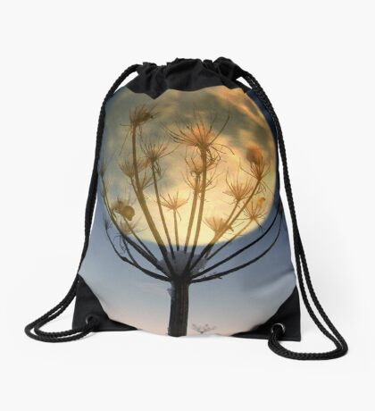 Beacon Of Light Drawstring Bag