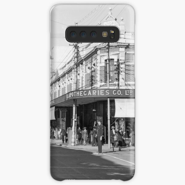 Murray Street, Perth, 1941, State Library of Western Australia Samsung Galaxy Snap Case