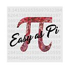 Easy as Pi by LeroyBinks