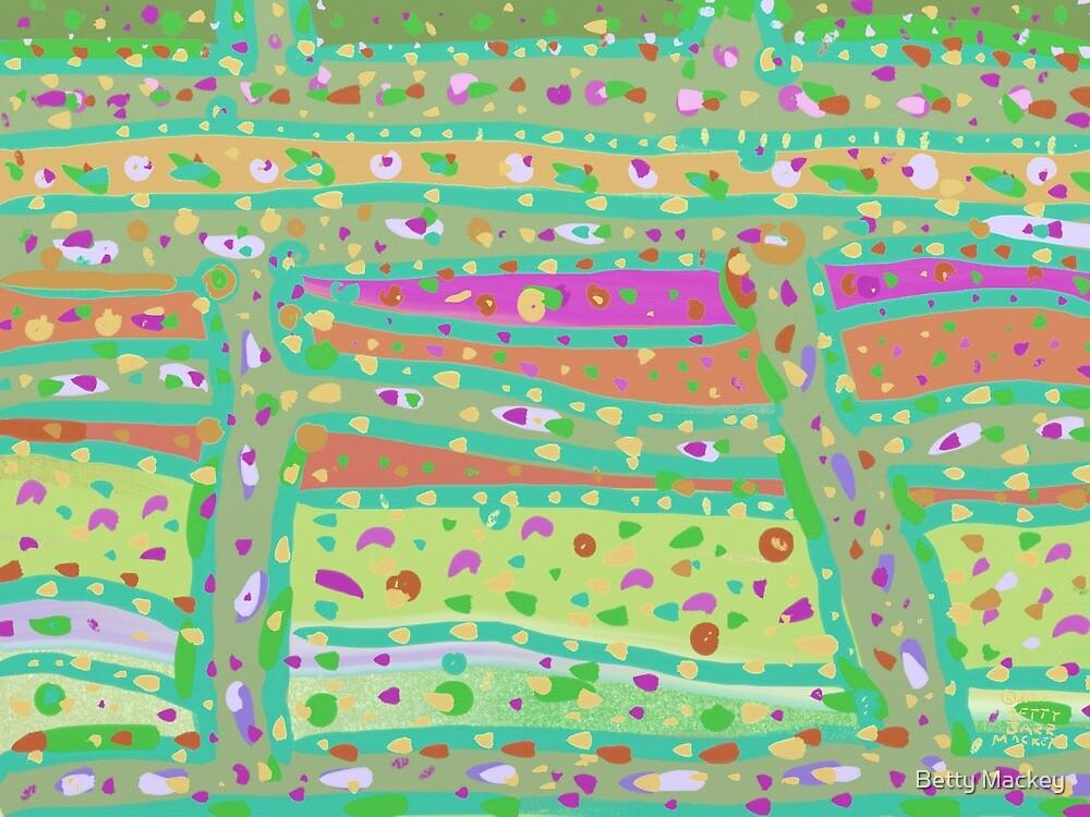Produce Pattern by Betty Mackey