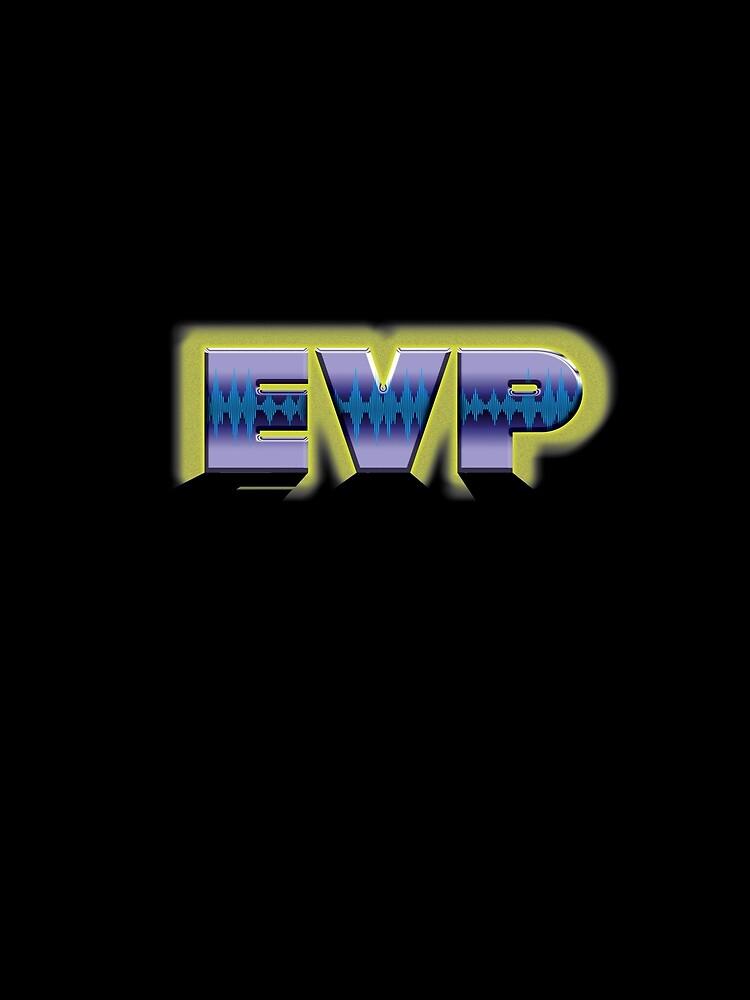EVP by twistedshadow
