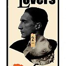 Dada Tarot- The Lovers by Peter Simpson