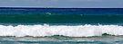 Bondi Beach Waves by Dean Bailey