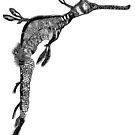 Grumps the Weedy Sea Dragon by Wildcard-Sue