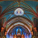 Notre Dame in Montreal by adng