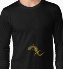 Gecko Web Design Long Sleeve T-Shirt