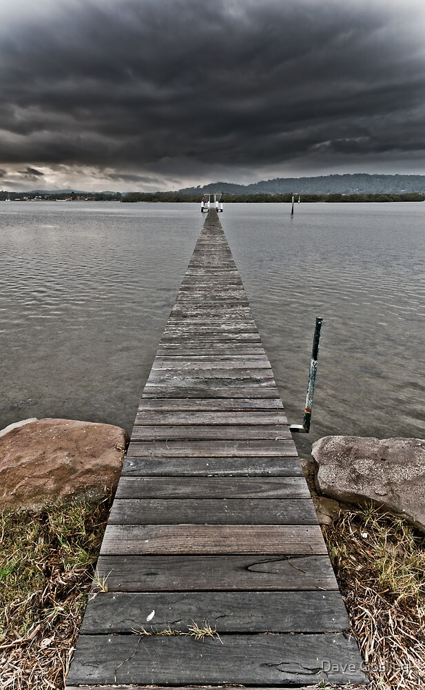 The Jetty by Dave  Gosling Designs
