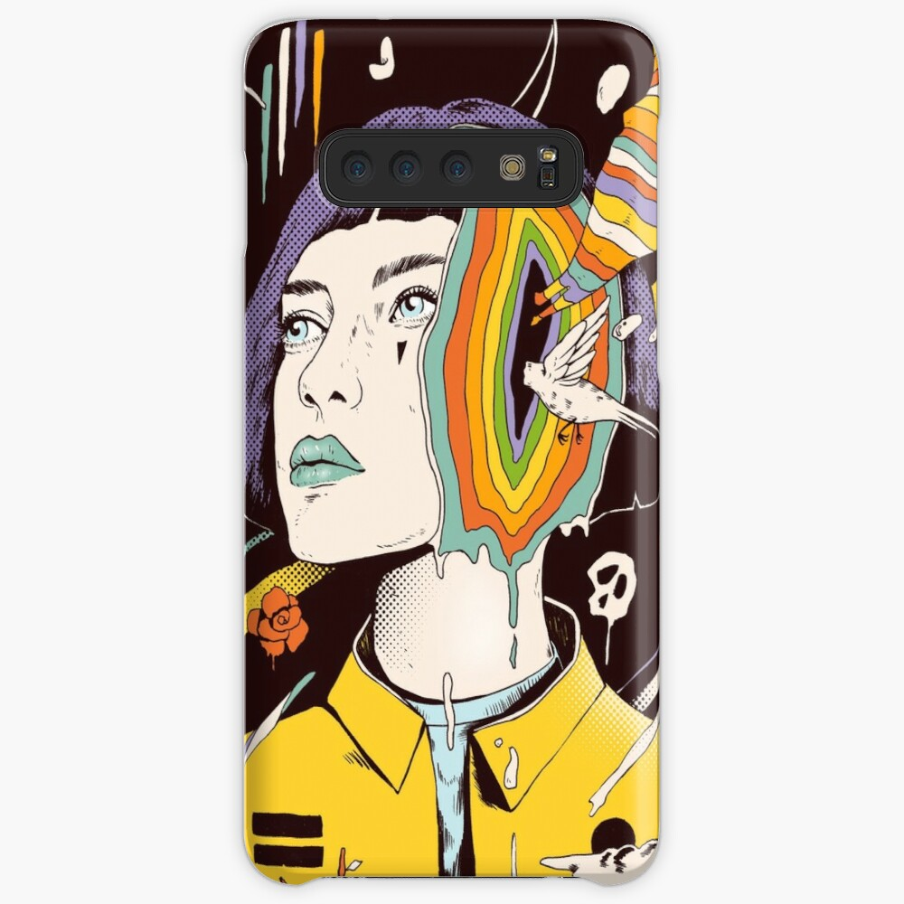 The Overthinker Case & Skin for Samsung Galaxy