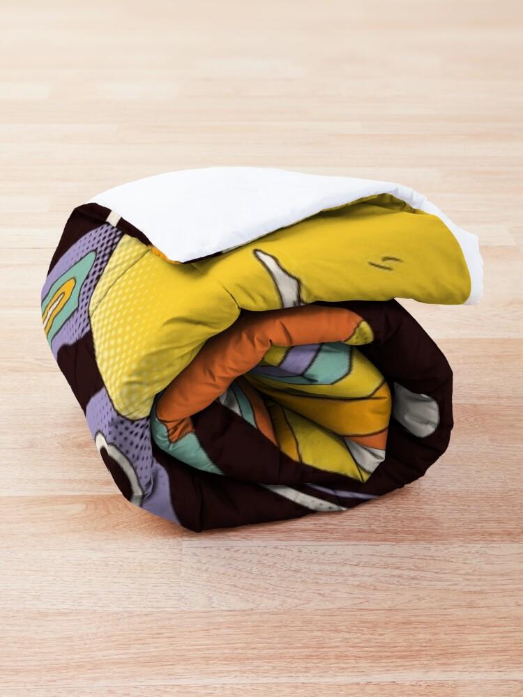 Alternate view of The Overthinker Comforter
