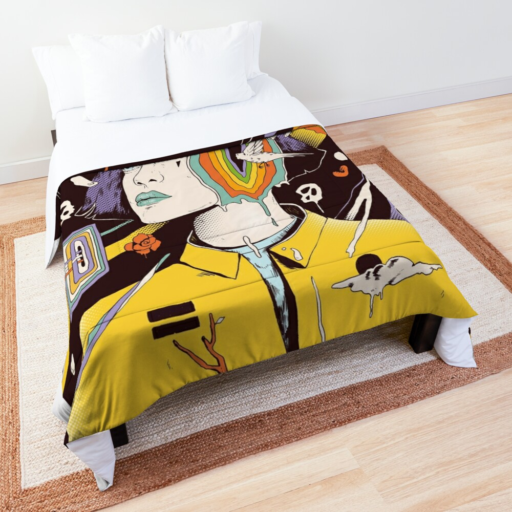The Overthinker Comforter