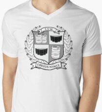 BEER PONG!! Mens V-Neck T-Shirt