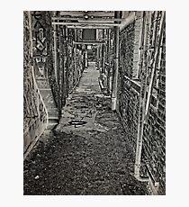 Graffiti Alley Photographic Print