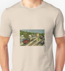Buckfastleigh Station  Unisex T-Shirt