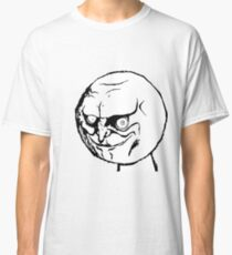 yes! rage face Classic T-Shirt