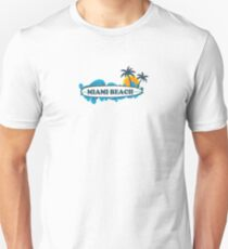 Miami Beach. T-Shirt