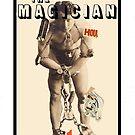 Dada Tarot-The Magician by Peter Simpson