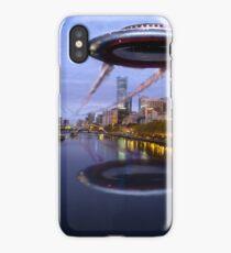 UFO Melbourne iPhone Case/Skin