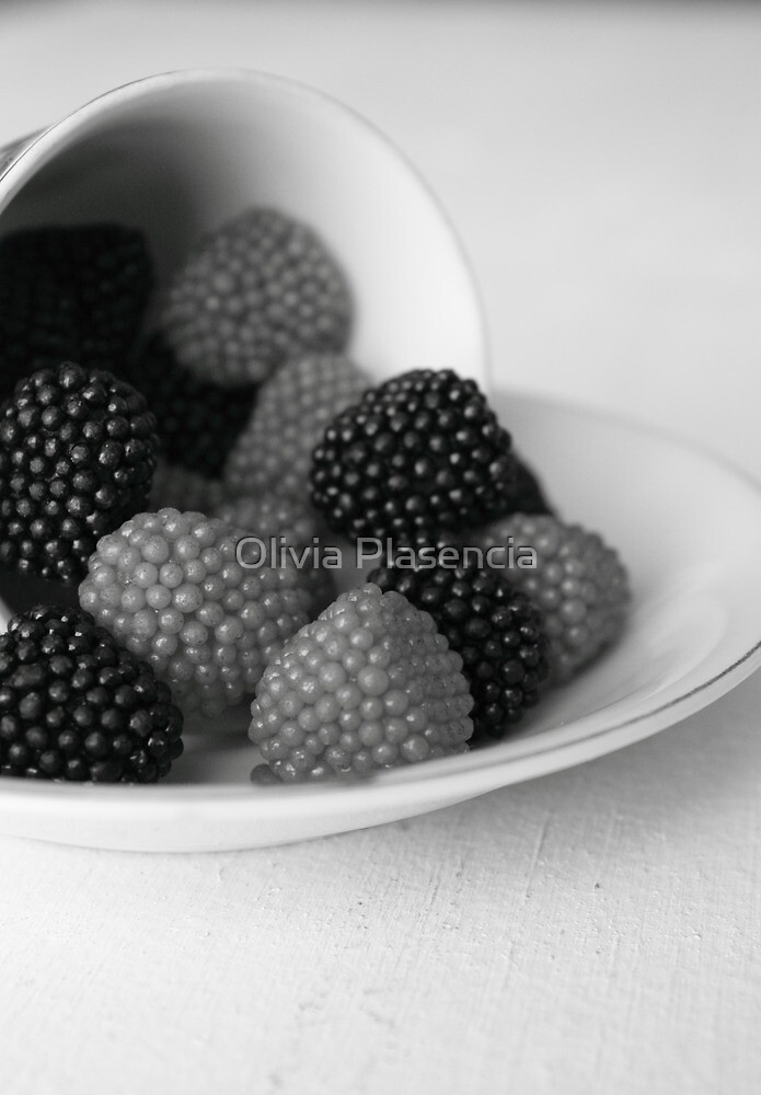 Sweetness in Black and White by Olivia Moore