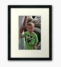 Lucas Framed Print