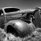 Abandoned Car, Bodie, California by Graham Gilmore